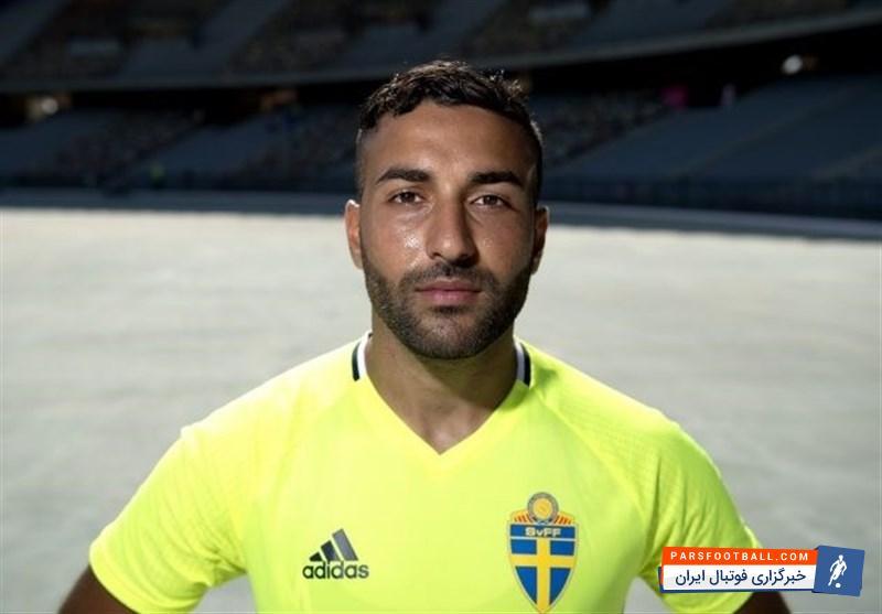 قدوس و ابراز احساسات جالب پیرامون بازی برای تیم ملی فوتبال ایران ؛ پارس فوتبال