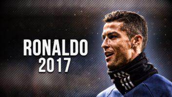 عملکرد رونالدو در رئال مادرید 2017/2018