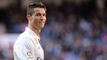 مهارت رونالدو در رئال مادرید ورزشگاه برنابئو