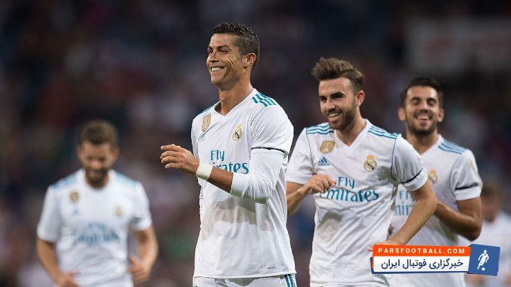 مارکا : بهترین گلزن تاریخ لیگ قهرمانان به ترکیب رئال مادرید باز می گردد