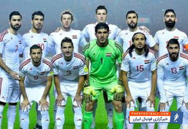 تیم ملی سوریه ؛ شادی مردم سوریه برای صعود تیم ملی سوریه به پلی آف