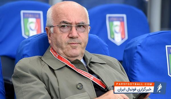 تاوکیو : احتمال کاهش تیم های لیگ ایتالیا وجود دارد ؛ پارس فوتبال اولین خبرگزاری فوتبال ایران
