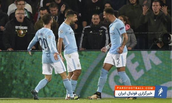 واکر : بازی برابر آگوئرو یک کابوس است ؛ پارس فوتبال اولین خبرگزاری فوتبال ایران