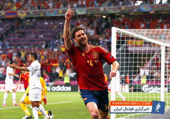 آلونسو به دنبال سرمربی شدن است ؛ پارس فوتبال اولین خبرگزاری فوتبال ایران