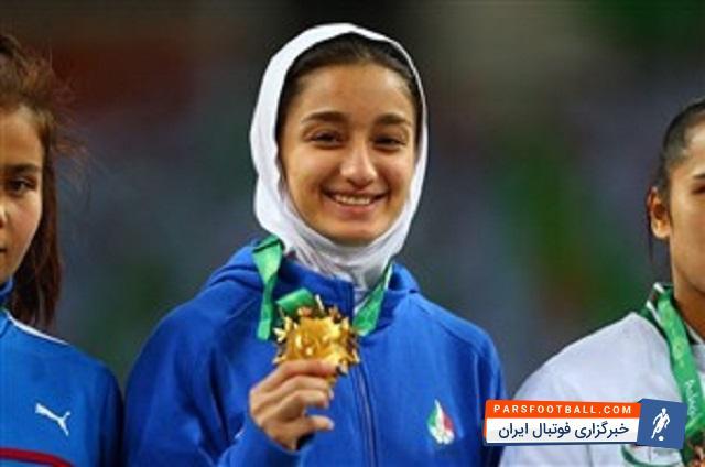 زهرا یزدانی ؛ دختر طلایی جویبار و رویای مدال المپیک