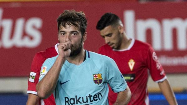 آرنایز ؛ مارکا: خیز آرسنال برای شکار خوزه آرنایز ستاره تیم دوم بارسلونا