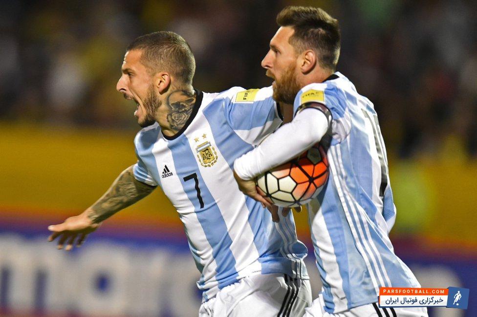 آرژانتین در جام جهانی