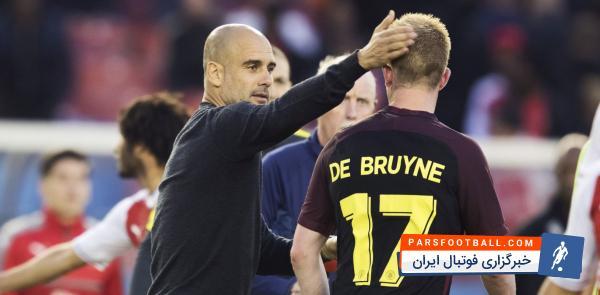بارنز : دی بروین می تواند یکی از بهترین های تاریخ تیم فوتبال منچسترسیتی شود