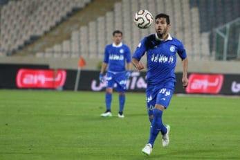 بهنام برزای بازیکن مدنظر تیم فوتبال استقلال در آستانه ثبت قرار داد با صنعت نفت است