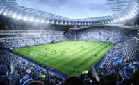 تیم فوتبال تاتنهام ساخت ورزشگاه جدید وایت هارت لین را تا فصل آینده تمام می کند