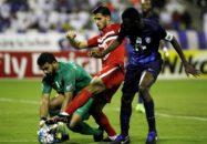 خوشحالی خبرنگاران عربستانی از حذف تیم فوتبال پرسپولیس از لیگ قهرمانان آسیا