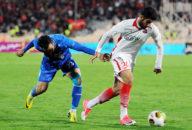 امید نور افکن هافبک تیم فوتبال استقلال به علت مصدومیت دربی را از دست خواهد داد