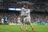 پیروزی رئال مادرید مقابل اسپانیول