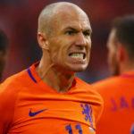 روبن : هلند شانسی برای صعود ندارد