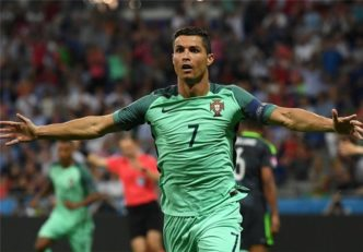 رونالدو چهارمین گلزن برتر ملی