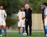 قائدی بازیکن جوان استقلال در صورت گلزنی در دربی به جوان ترین گلزن استقلال تبدیل می شود