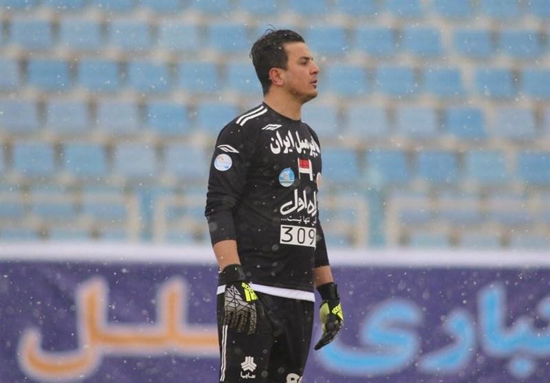 حامد لک دوباره در ورزشگاه آزادی