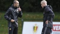 مارتینز : این اشتباه است که مربی به خاطر فشار بقیه، بازیکنی را به تیم اضافه کند