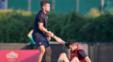 مانولاس و پلگرینی دو بازیکن تیم فوتبال رم به مصدومان این تیم اضافه شدند