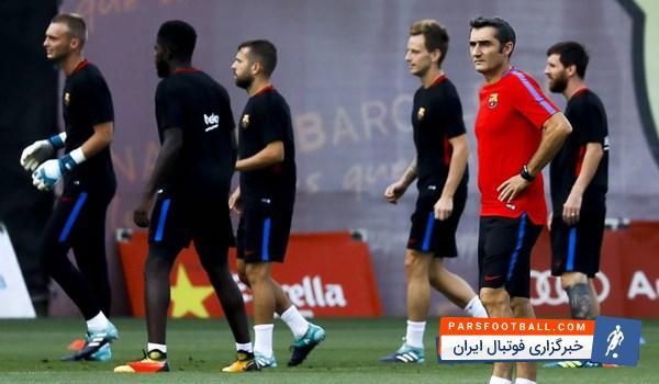 والورده سیستم بارسلونا را تغییر می دهد