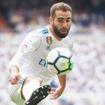 دنی کارواخال بازیکن تیم فوتبال رئال مادرید به زودی تمرینات باز می گردد