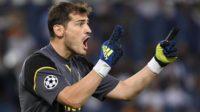 ایکر کاسیاس شایعات جدایی از تیم فوتبال پورتو پرتغال در نیم فصل را رد کرد
