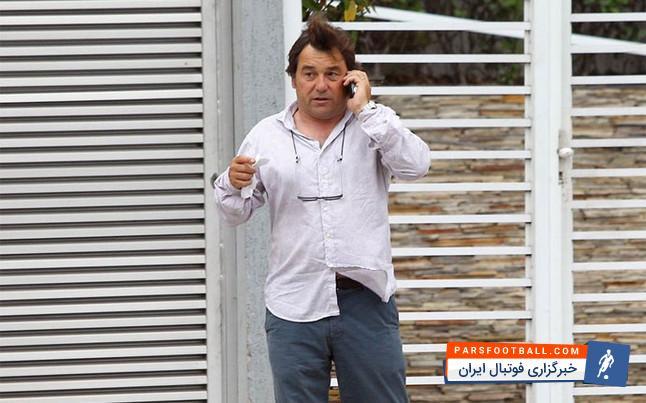 سانیهی ؛ آرسنال در آستانه جذب رائول سانیهی ؛ مدیر فوتبالی بارسلونا مورد توجه آرسنال