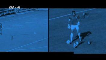کلیپ گل بخودی های دروازه بان های لیگ برتر در برنامه نود دوشنبه 1 آبان 96