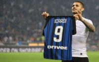 مائورو ایکاردی به عنوان برترین بازیکن دیدار دو تیم میلان برابر اینتر انتخاب شد