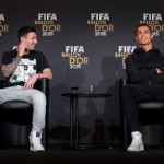 مسی و رونالدو به جام جهانی رسیدند