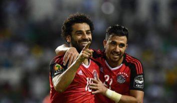 صعود مصر به جام جهانی