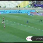 گل اوم استقلال خوزستان به پرسپولیس