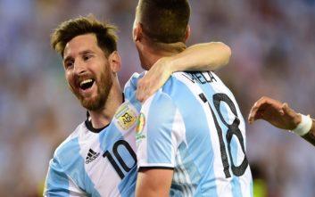 مسی آرژانتین را به جام جهانی می برد