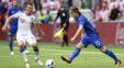 مودریچ در کرواسی به صد بازی رسید