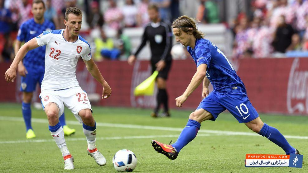 مودریچ در کرواسی به صد بازی رسید ؛ پارس فوتبال اولین خبرگزاری فوتبال ایران