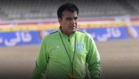 بیژن طاهری بعد از انتخاب به عنوان مربی استقلال از روز گذشته در تمرین این تیم شرکت کرد