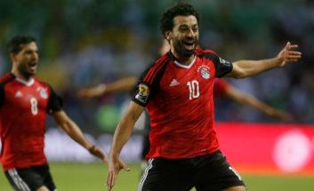 درخشش صلاح مصر را به جام جهانی برد