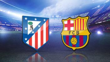 خلاصه بازی اتلتیکو مادرید و بارسلونا