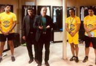 حمید درخشان سرمربی جدید تیم فوتبال نفت طلاییه تهران