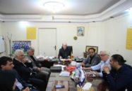 جلسه هیئت مدیره باشگاه استقلال
