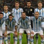 پیش بازی تیم ملی آرژانتین و اکوادور