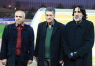 شاهین بیانی و کارگر جم و حاج محمد