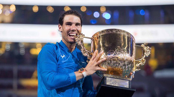 پیروزی رافائل نادال