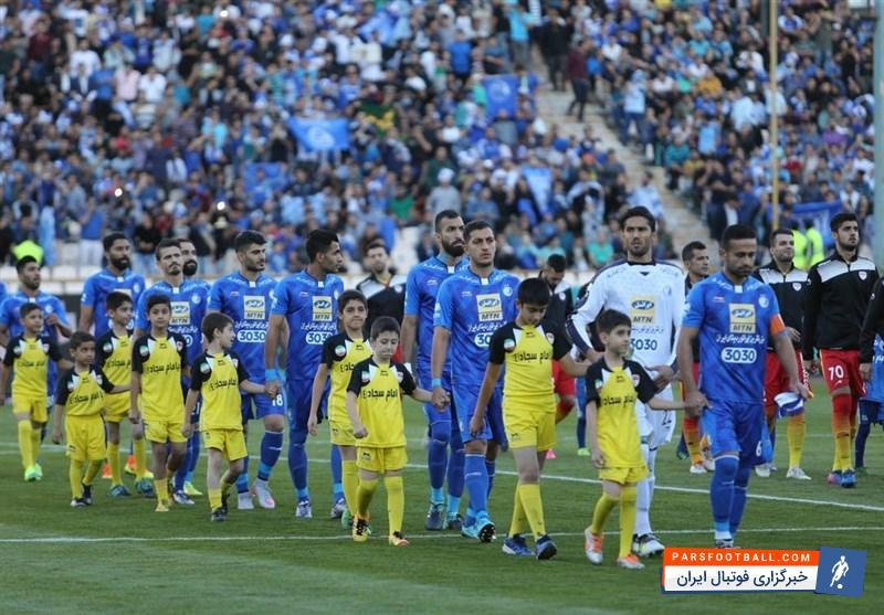 پیش بازی استقلال و نساجی قائمشهردر مرحله یک هشتم نهایی جام حذفی