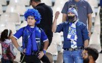 هواداران تیم استقلال