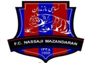 حضور پر شور هواداران تیم فوتبال نساجی مازندران در ورزشگاه آزادی بسیار چشمگیر بود