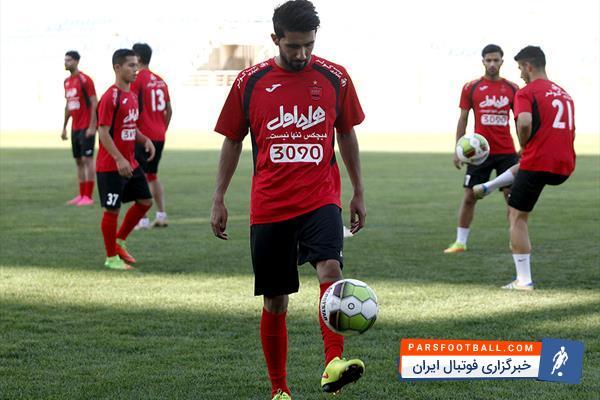 بشار رسن ؛ غمگین ترین نیمکت نشین پرسپولیس ؛ خبرگزاری فوتبال ایران