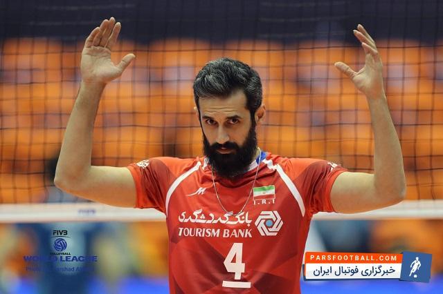 سعید معروف به دلیل اهانت به داور تا اطلاع ثانوی محروم شد ؛ پارس فوتبال