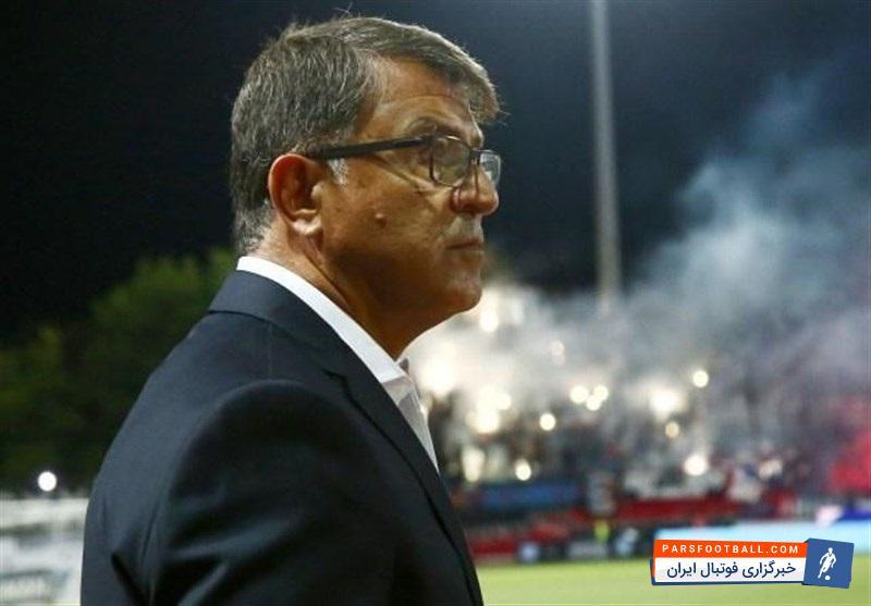 تاکیس لمونیس : انصاریفرد در شرایط خوبی است ؛ پارس فوتبال ؛ خبرگزاری فوتبال ایران