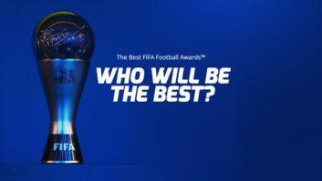 مراسم بهترینهای فوتبال 2017